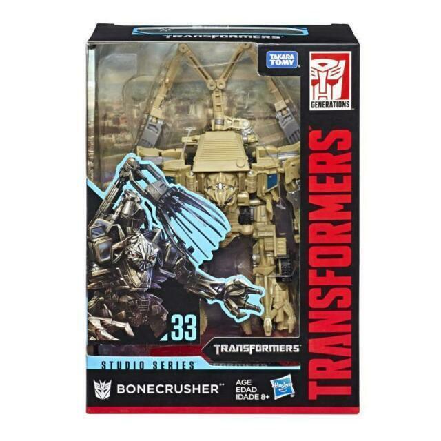 Transformers Studio Series Voyager Bonecrush