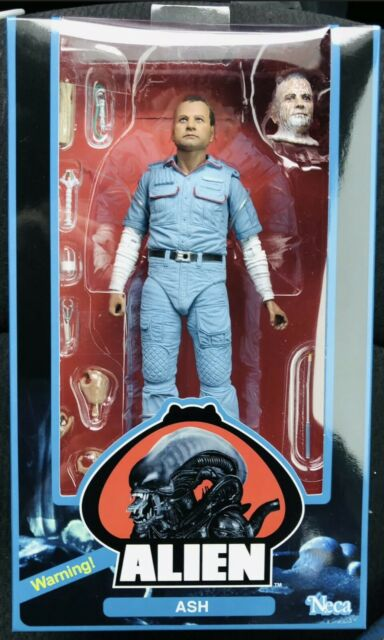 """NECA Alien Ash 40th Anniversary NEW In Hand 7"""" Action Figure Collection Wave 3"""