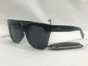 Quay-Australia-After-Hours-Polarized-Womens-Sunglasses-Black-Frames-NWT