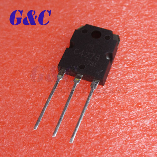 2//5PCS 2SC4278 C4278 TRANSISTOR TO-246 150V 10A 100W HIGH QUALITY