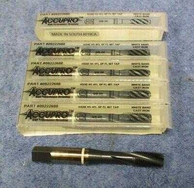 KENNAMETAL    40512201017      M12 X 1.5  D5    SPIRAL FLUTE TAP    3 PCS