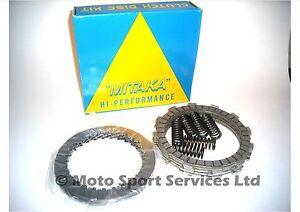 MITAKA Clutch Plate /& Spring Kit Yamaha YZ125 YZ 125 2002-2004
