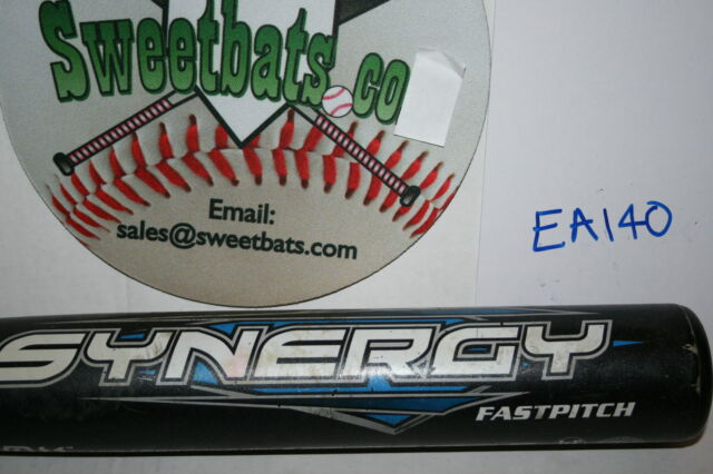 Easton Synergy SCX24B Fastpitch Softball Bat 31 21 -10 great shape used