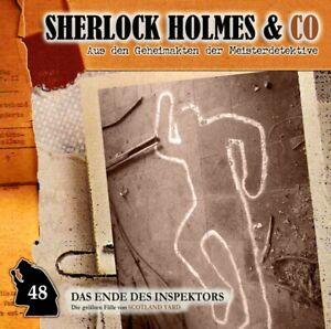 DER-TOD-DES-INSPEKTORS-FOLGE-48-SHERLOCK-HOLMES-amp-CO-AUS-DEN-CD-NEW