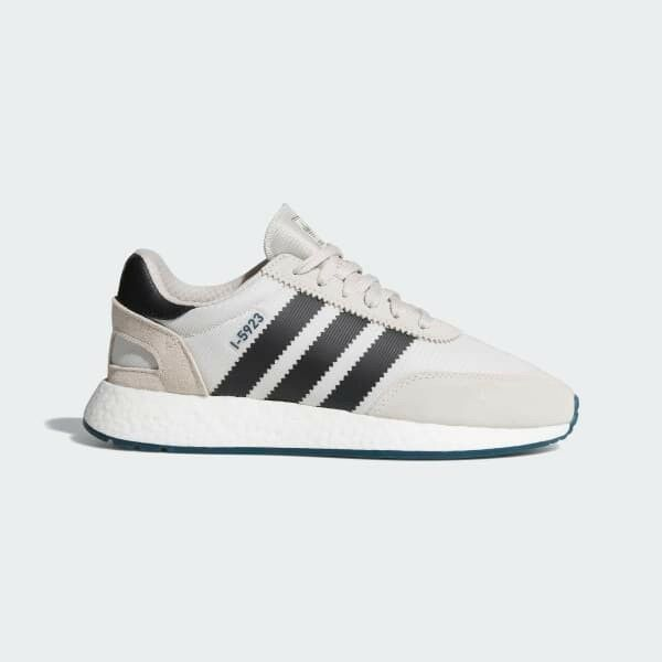 Adidas Originals Boost I-5923 shoes (Chalk Pearl Core Black Utility Mens 7