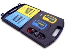New Dca55 Amp Lcr40 Peak Atlas Component Analyzer Kit Atpk 2 With Case Battery