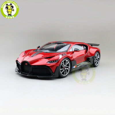 1//18 Bugatti Divo Bburago 11045 Diecast Model Toys Cars Boys Girls Gifts Red