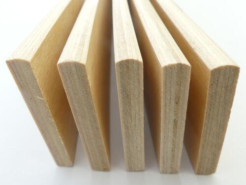 5er Paket XXL Federholzleisten 12mm  Stärke bis 1400mm LÄNGELattenrost Latten