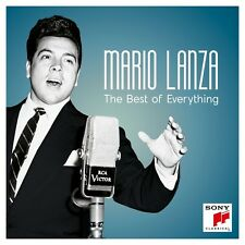MARIO LANZA - THE BEST OF EVERYTHING  2 CD NEU