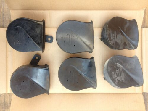 PORSCHE 944 928 911 968 911 951 turbo HORN set of two High /& low tone