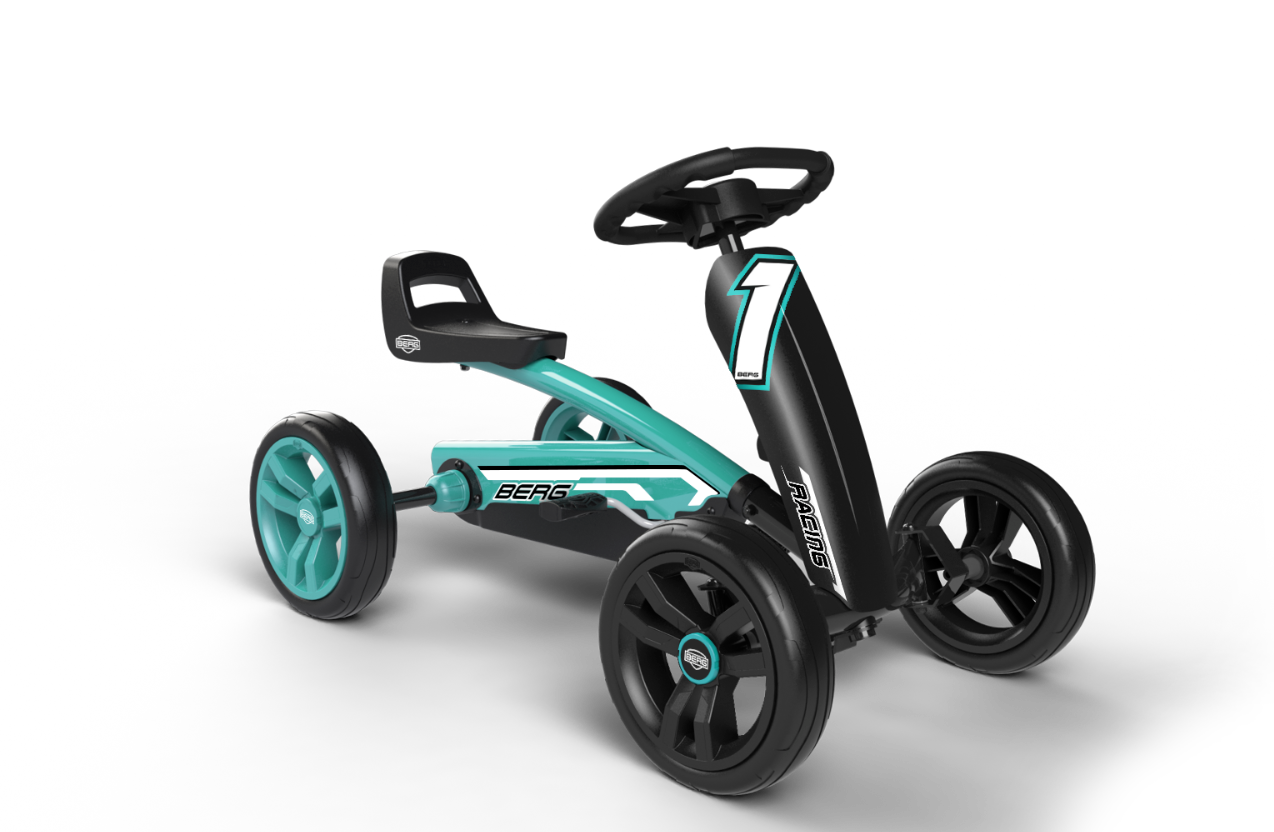 Berg Buzzy Racing Gokart Go Kart Cart Kinderfahrzeug BergToys Kinder 2-5 Jahre