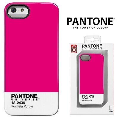 Pantone Universe Custodia posteriore originale per Apple iPhone 5 5S COVER SLIM NUOVO SE Rosa | eBay