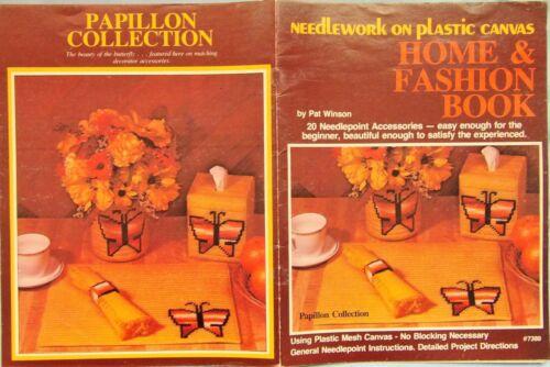 Plastic Canvas Patterns Home Decor /&more KAPPIE PLAID HOT//PRESS CM **You Choose