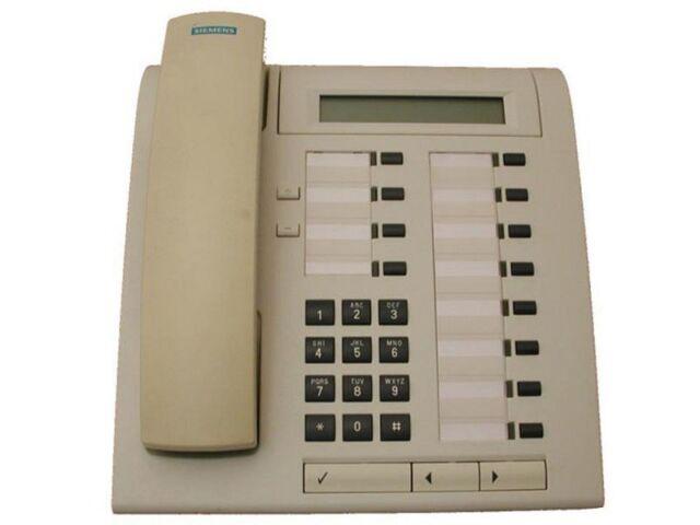 SIEMENS Optiset E Basic Bianco Telefono Fisso