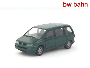 Herpa-H0-021654-Peugeot-806-gruen