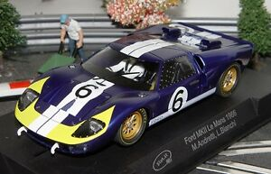 Slot.it SICA20A Ford GT40 MKII Le Mans 1966