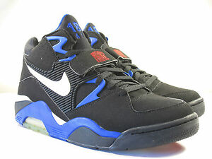 official photos fc4b1 c4314 Image is loading DS-NIKE-2004-AIR-FORCE-180-BARKLEY-OG-