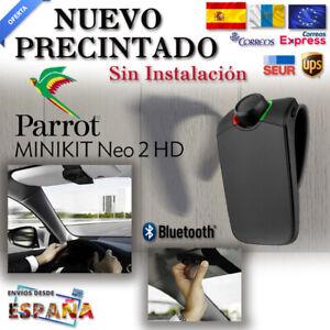 Manos-Libres-Parrot-Minikit-Neo-2-HD-Negro-NUEVO-Bluetooth-Portable-Car-Kit-21