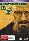 Breaking Bad : Season 4 (DVD, 2014, 4-Disc Set)