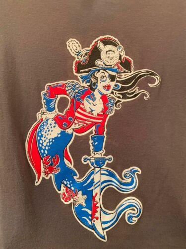 Mermaid Parade t shirt Coney Island Brooklyn New Y