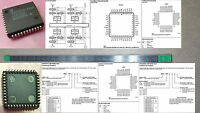 Amd Mach210-20jc Plcc44 High-density Ee Cmos Programmable (lot Of 26 Of Them)