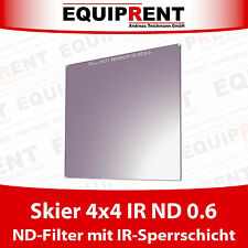Sci 4x4 hot mirror IR ND 0.6 FILTRO con anti-infrarossi/IR-Cut (aaa3768) eqf36