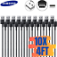 miniature 1 - Lots of 10 USB C Type C Cable For Samsung S20 S10 Charger LG Charging Cord Bulk