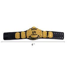 WWE Wrestling Basic Winged Eagle Championship Title Belt Figure
