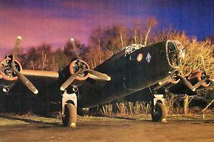 WW2-Photo-034-Halifax-034-des-Groupes-lourds-des-Forces-aeriennes-francaises-Libres