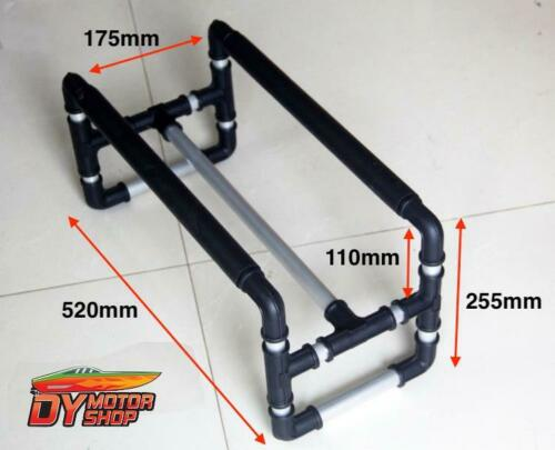 Stainless Steel RC Boat Stand for Large Deep v or Mono Hull for RC boat