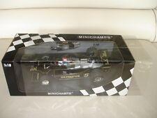 F1 LOTUS FORD 79 ANDRETTI  World Champion 1978  1/18 MINICHAMPS 100780005