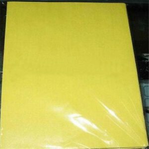 10PCS-A4-Sheets-Heat-Toner-Transfer-Paper-For-PCB-Electronic-Prototype-Mak-HI