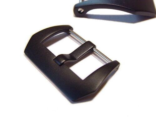 Edelstahl  Breitdornschließe zum Schrauben schwarz  22 mm 24 mm 26 mm