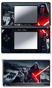 Details Zu Haut Sticker Aufkleber Deko Für Nintendo Ds Lite Ref 45 Star Wars