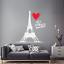 miniature 7 - Adesivo Parigi torre eiffel città stickers murale decalcomania vari colori 02