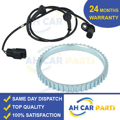 Rear *FREE RETAINER* Volvo XC70 Cross Country ABS Reluctor Ring 1997-2007