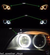 BMW H8 120W CREE LED Angel Eye Halo 750Li 760Li 740Li BMW F01 F02 7-Series