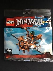 LEGO-30421-Skybound-Plane-Polybag-with-Minifigure-Ninjago-Masters-Of-Spinjitzu