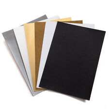 A4 Cardboard Paper Photography Photo Studio Video Lighting Background 6-Colors