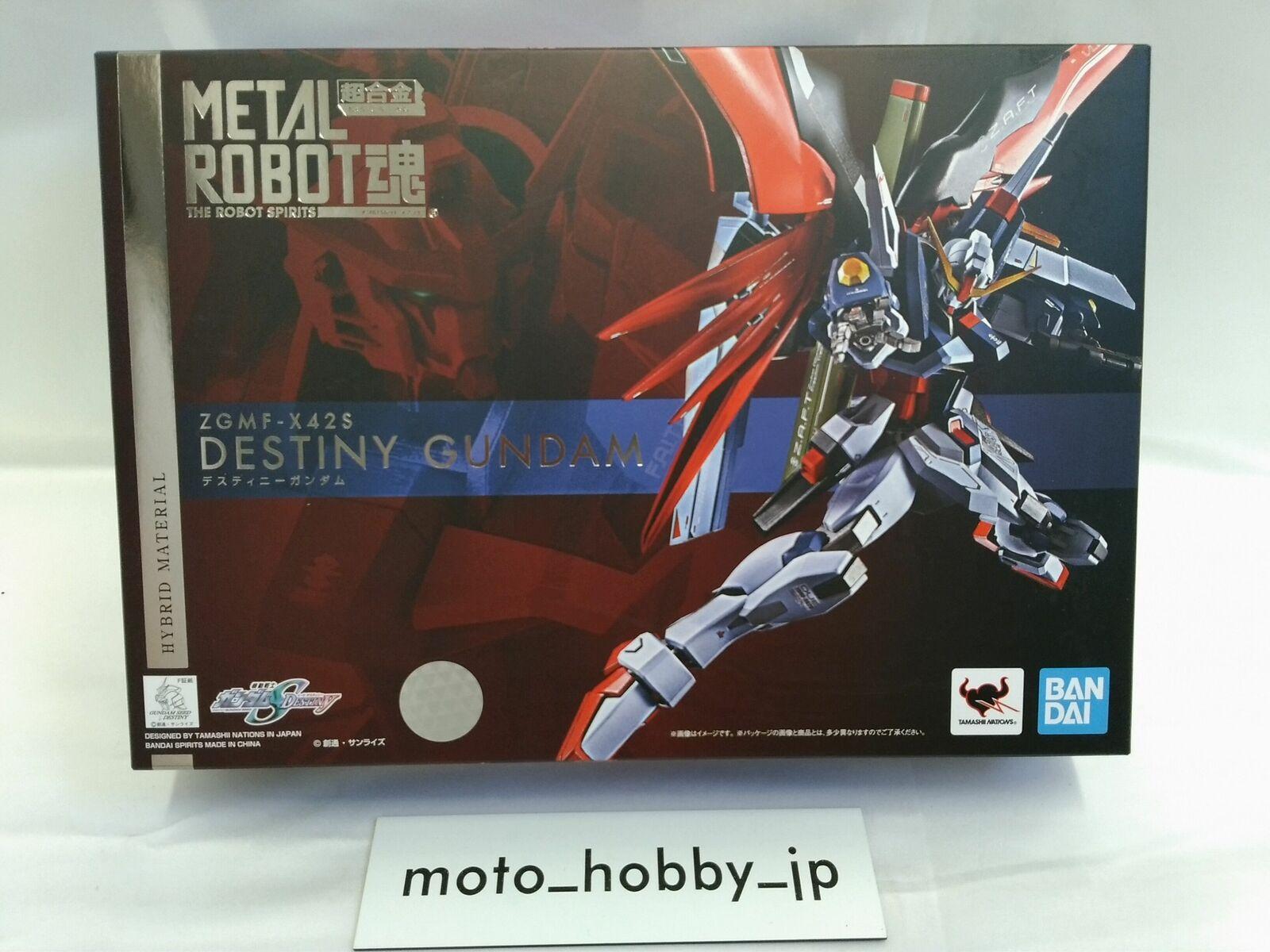 Beai Mettuttio Robot Spirits Laterale  Ms Destiny Gundam 140mm azione cifra da  offrendo il 100%