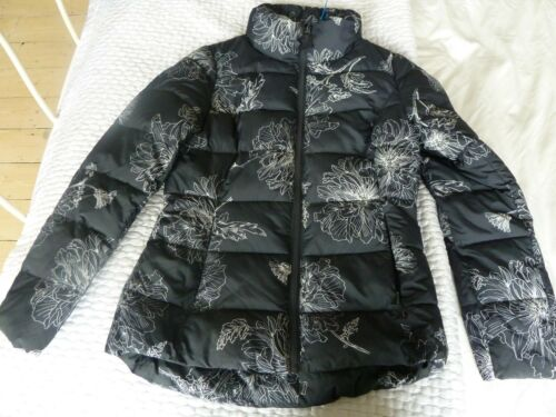 Florian Uk Joules Coat Printed 8 Size Padded Casual Jacket Novità Ladies SnEaqAFFw
