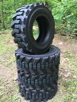 4 Heavy Duty Carlisle Guard Dog 12-16.5 Usa Skid Steer Tires 12x16.5 -12 Ply