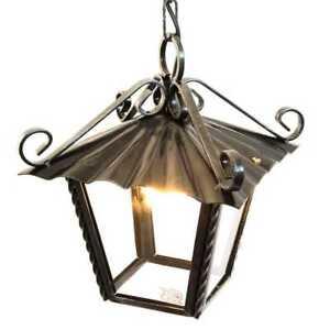 Lanterna,grande,lampadario,da,esterno,interno,in,ferro,