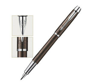 Good-Perfect-Parker-Pen-Classic-IM-Series-Chocolate-Color-0-5mm-Nib-Fountain-Pen