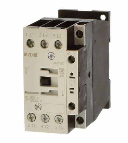 RDC24 Schütz 15KW 24VDC MSAA277274 Eaton DILM32-10