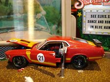 1970 70 FORD MUSTANG FASTBACK BOSS 302 LIMITED EDITION 1/64 M2 1970'S MUSCLE