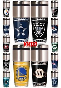 NFL-NBA-MLB-Team-360-Wrap-Travel-Tumbler-Coffee-Mug-Cup