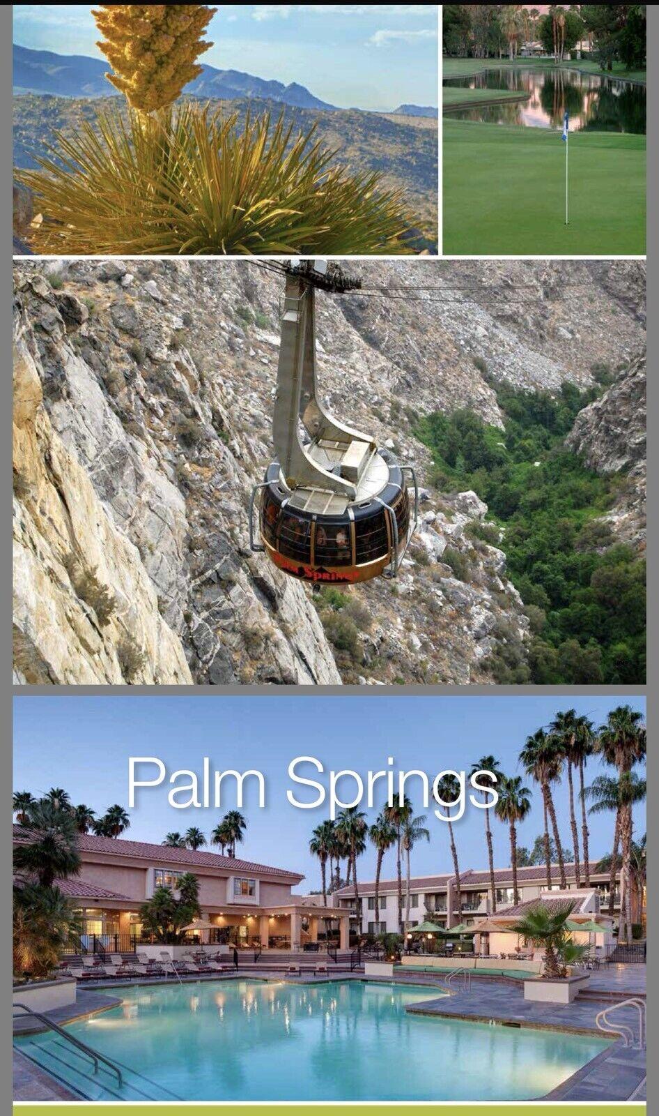 Desert Oasis Palm Springs 40 Nights Lawrence Welk Resort