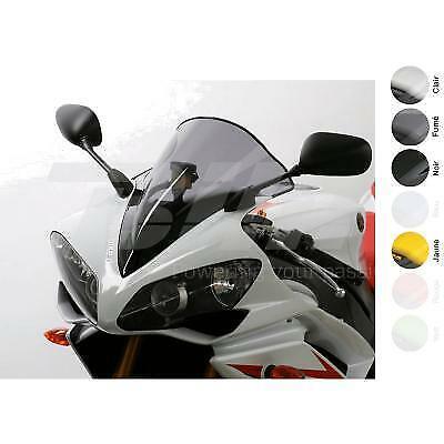 Cupula parabrisas pantalla para moto RACING compatible con YAMAHA YZF R1 2007