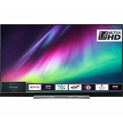 "TOSHIBA 55U7863DB 55"" Smart 4K Ultra HD HDR LED TV"